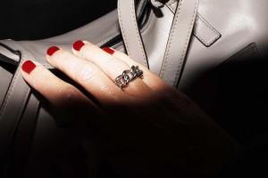 Anello modello Grumetta in argento